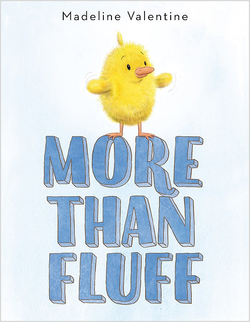 More Than Fluff by Madeline Valentine