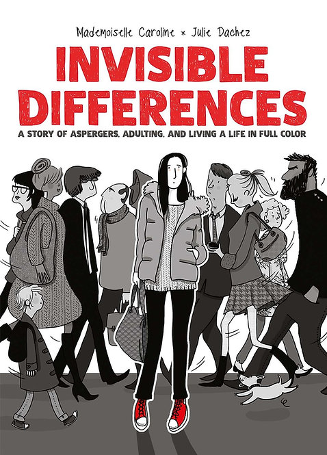 Invisible Differences by Julie Dachez, Mademoiselle Caroline