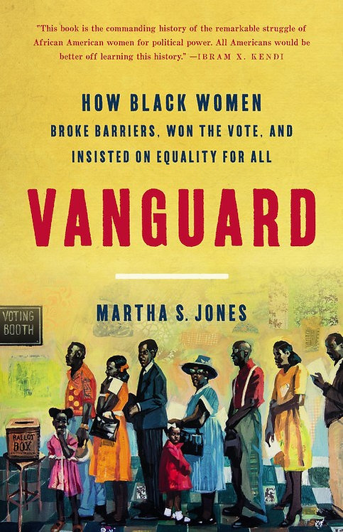 Vanguard by Martha S. Jones