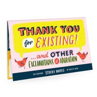 Thank You Sticky Note Packet by Emily McDowell & Friends