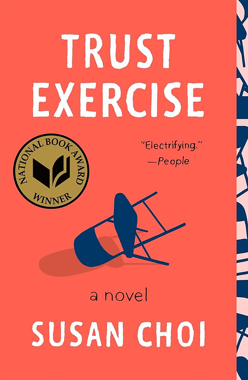 Trust Exercise by Susan Choi (Paperback)