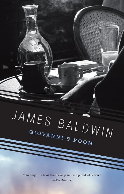 Giovanni's Room by James Baldwin (Paperback)