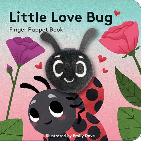 Little Love Bug: Finger Puppet Book