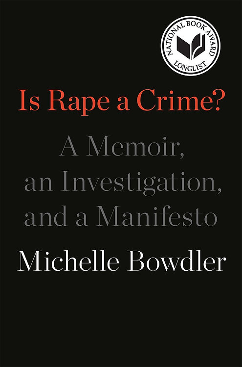 (Paperback) Is Rape a Crime? by Michelle Bowdler