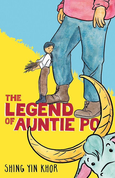 The Legend of Auntie Po by Shing Yin Khor