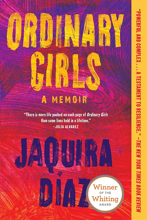 (Used) Ordinary Girls by Jaquira Díaz