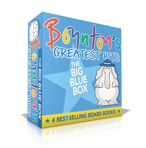 Boynton's Greatest Hits by Sandra Boynton