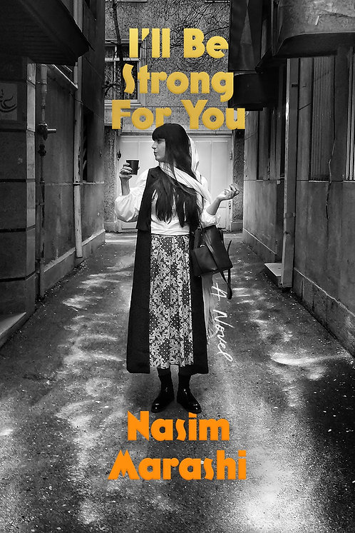 I'll Be Strong for You by Nasim Marashi, Poupeh Missaghi