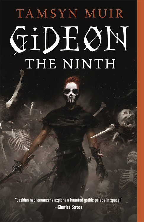 Gideon the Ninth (Paperback) by Tamsyn Muir