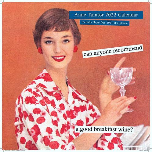 Anne Taintor 2022 Wall Calendar