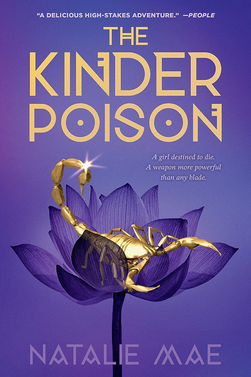 The Kinder Poison (Book 1) by Natalie Mae