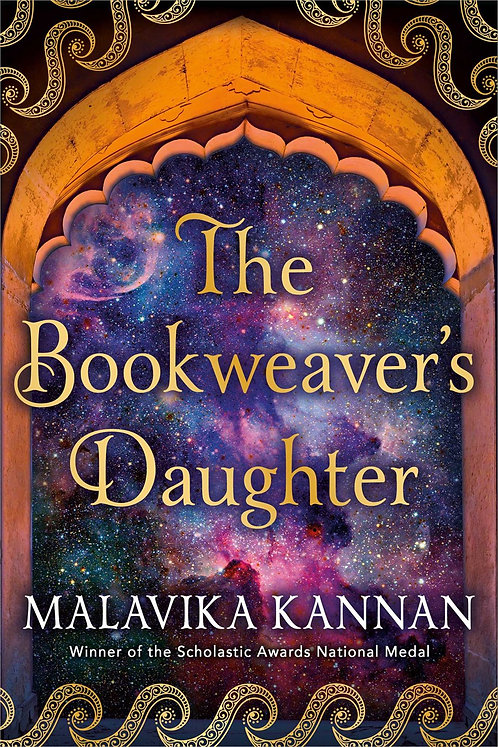 The Bookweaver's Daughter by Malavika Kannan