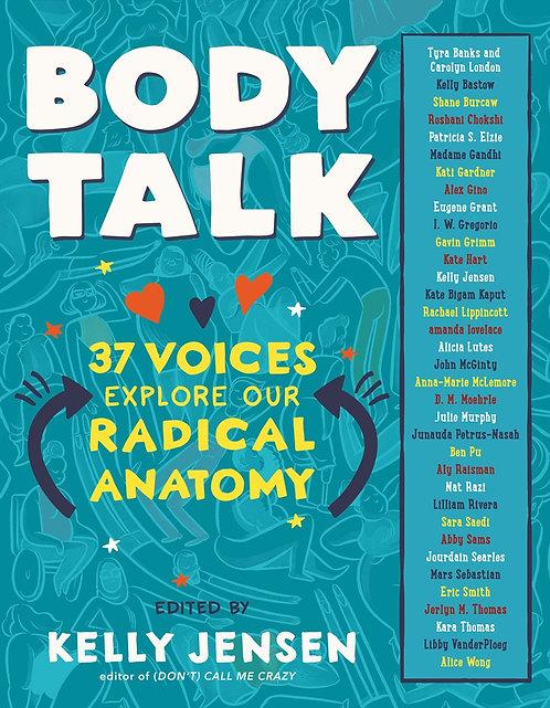 Body Talk by Kelly Jensen