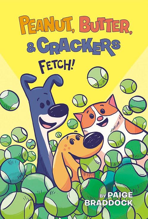 Fetch! (Book 2) by Paige Braddock