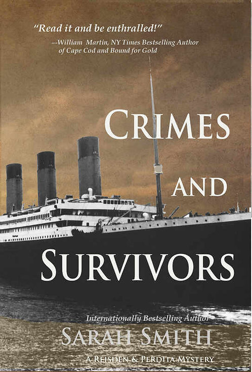 Crimes and Survivors by Sarah Smith