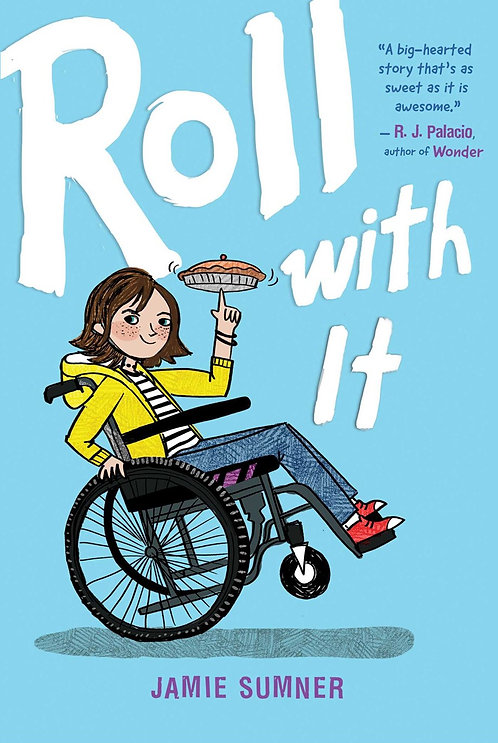 Roll with It (Paperback) By Jamie Sumner