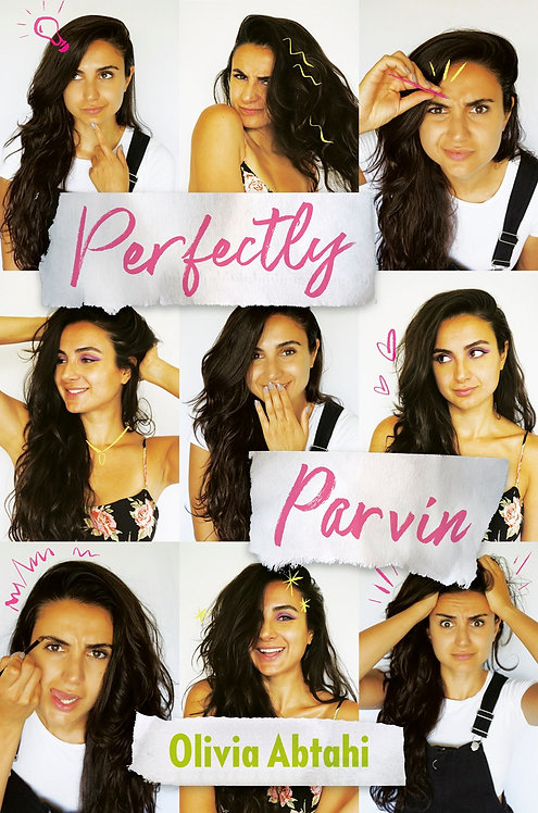 Perfectly Parvin by Olivia Abtahi