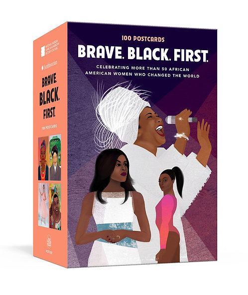 Brave. Black. First. by Cheryl Hudson, Erin K. Robinson