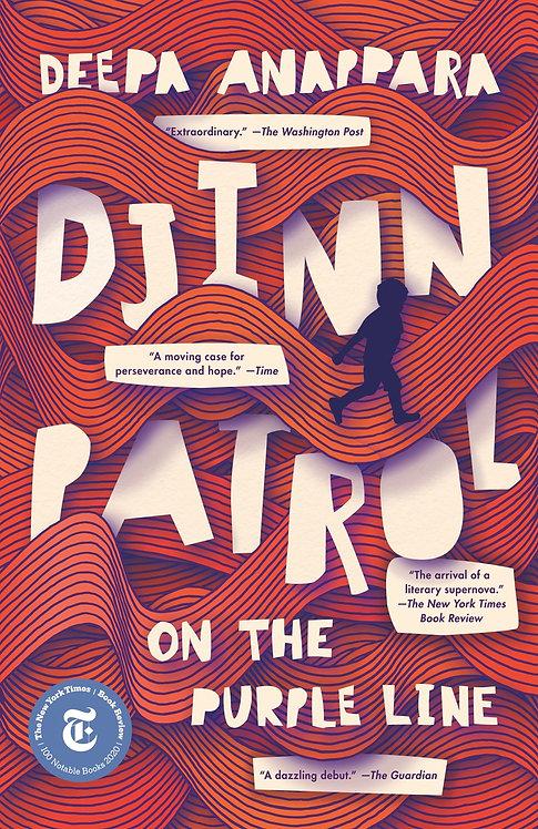 Djinn Patrol on the Purple Line by Deepa Anappara