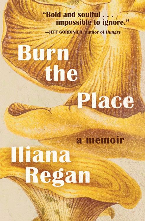 Burn the Place By Lliana Regan