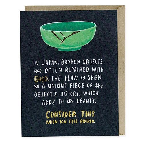 Broken Objects Empathy Card by Emily McDowell & Friends