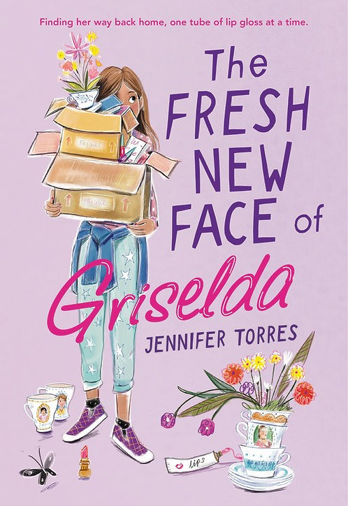 The Fresh New Face of Griselda by Jennifer Torres