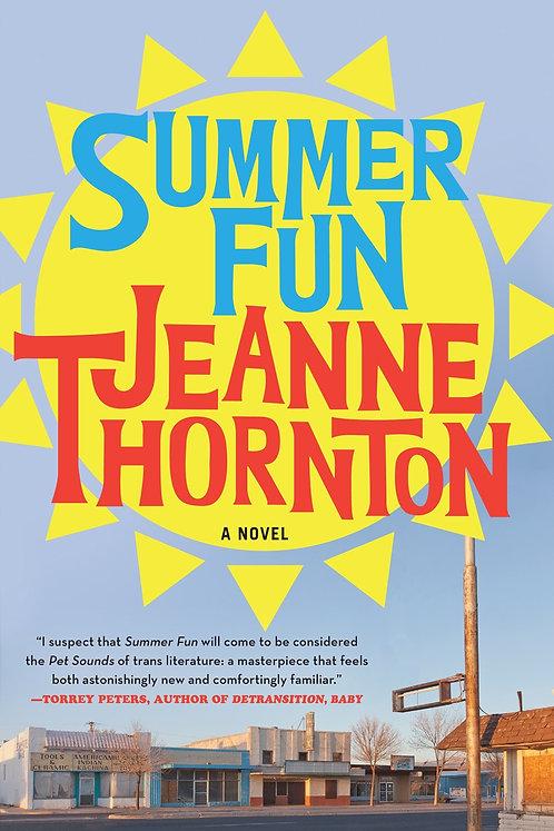 Summer Fun by Jeanne Thornton