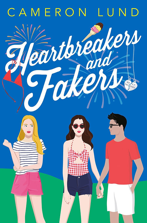 Heartbreakers and Fakers by Cameron Lund