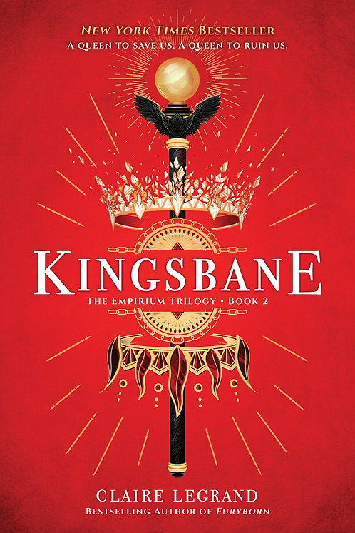 Kingsbane (Paperback) by Claire Legrand