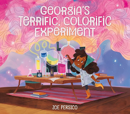 Georgia's Terrific, Colorific Experiment by Zoe Persico