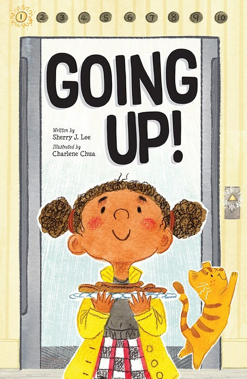 Going Up by Sherry J. Lee, Charlene Chua