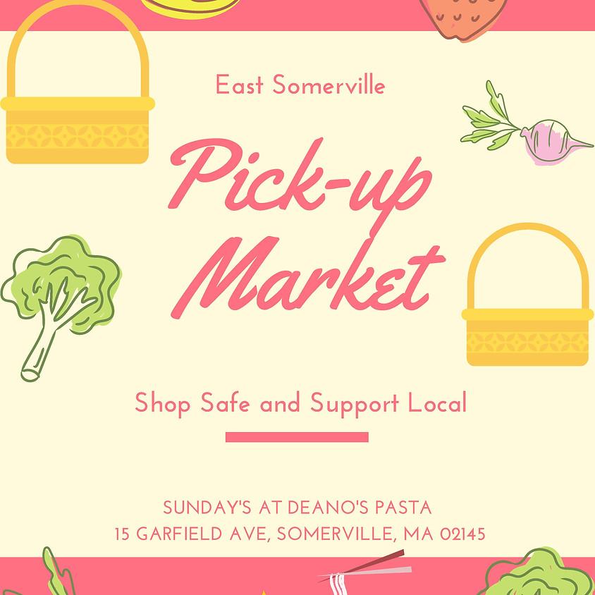 East Somerville Safe Pre-Order & Pick-up Market