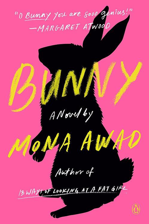 Bunny by Mona Awad (Paperback)