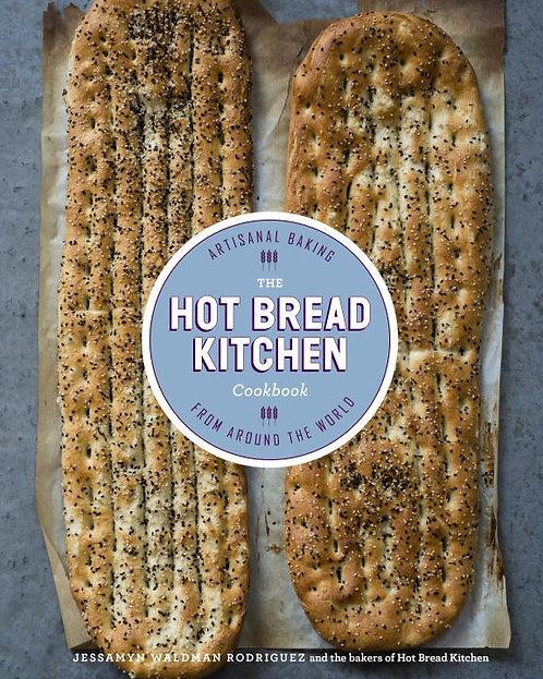 The Hot Bread Kitchen Cookbook by Jessamyn Waldman Rodriguez, Julia Turshen