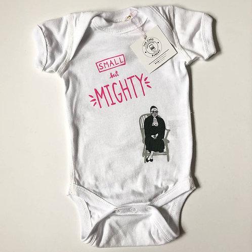 Ruth Bader Ginsburg Baby Onesie | 18 months