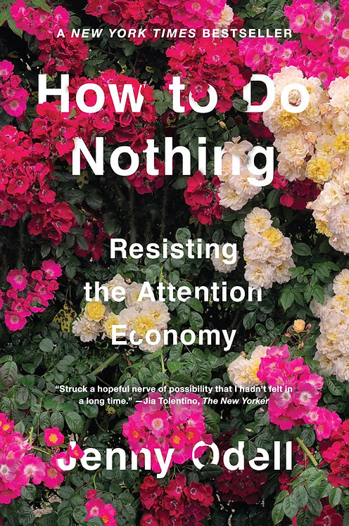 How to Do Nothing (Paperback) by Jenny Odell