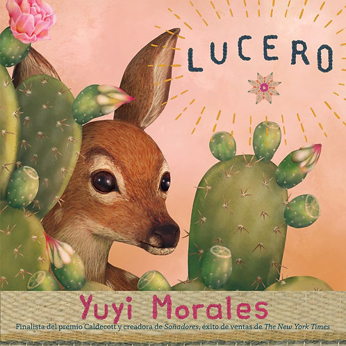 Lucero by Yuyi Morales