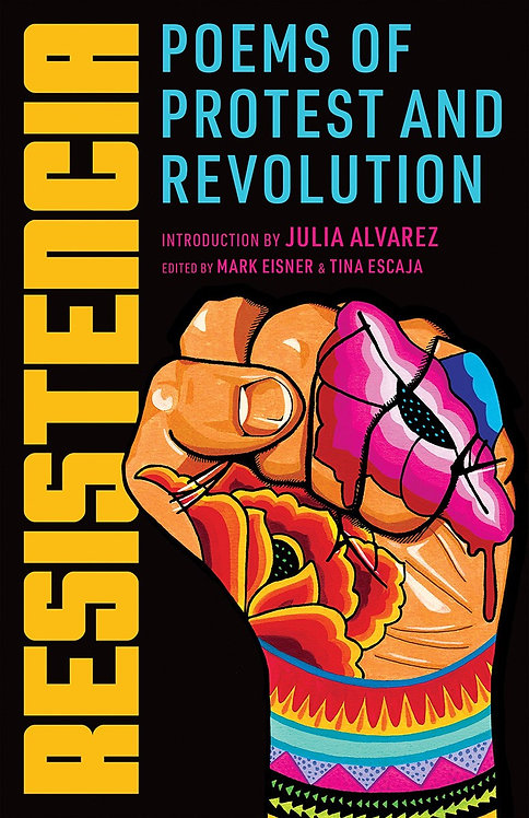 Resistencia by Julia Alvarez, Mark Eisner, Tina Escaja
