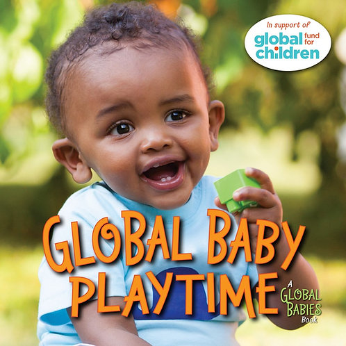 Global Baby Playtime Board Book