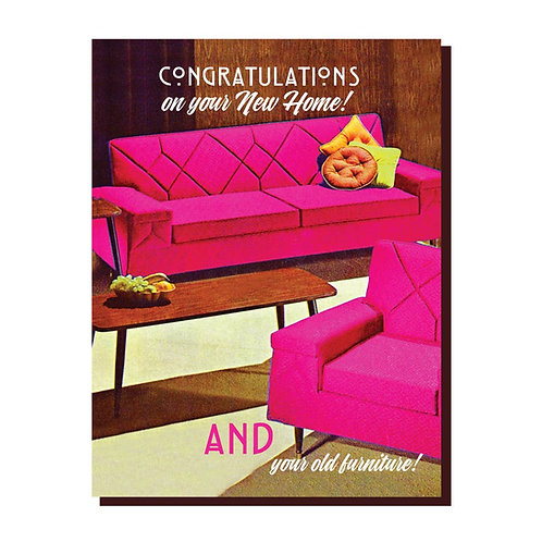 NEW HOME! Card by OffensiveDelightful