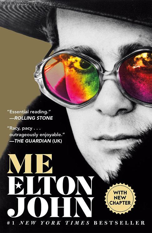 Me (Paperback) by Elton John
