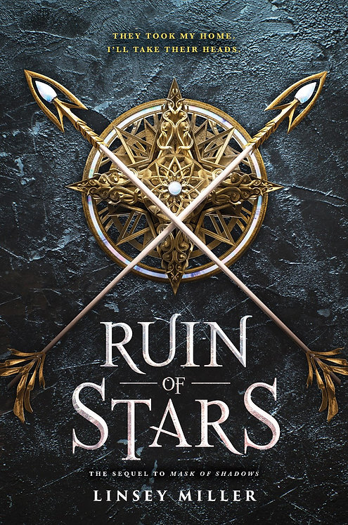 Ruin of Stars (Hardcover) by Linsey Miller