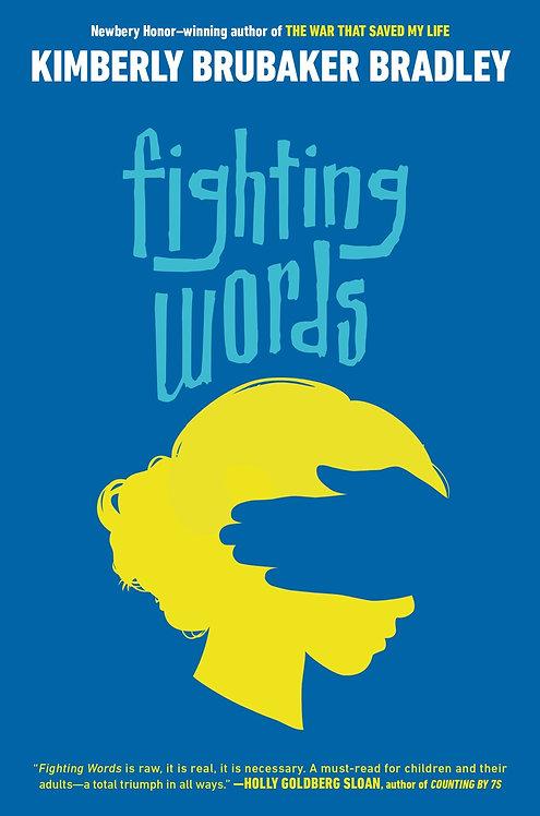 Fighting Words (Paperback) by Kimberly Brubaker Bradley