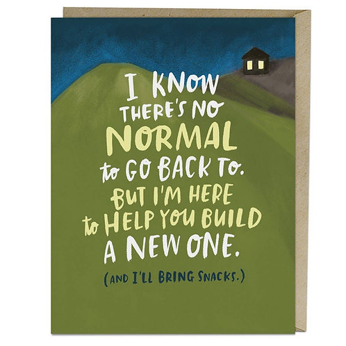 Normal Empathy Card by Emily McDowell & Friends