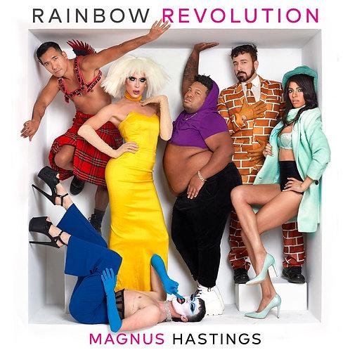 Rainbow Revolution by Magnus Hastings