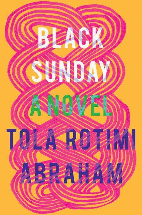 Black Sunday (Paperback) by Tola Rotimi Abraham