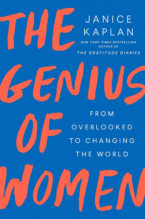 The Genius of Women (Paperback) by Janice Kaplan