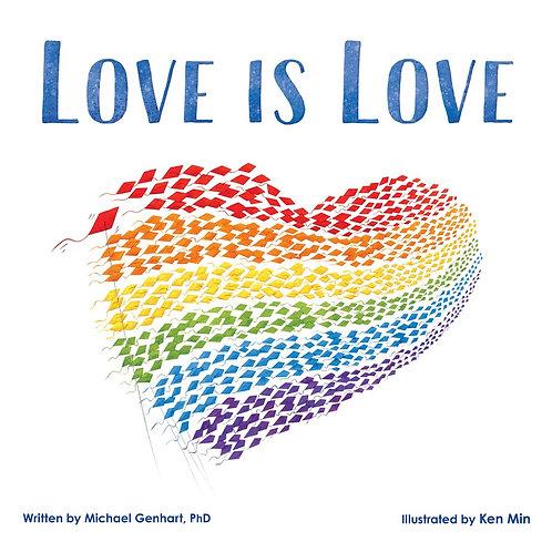 Love is Love by Ken Min, Michael Genhart