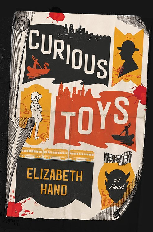 Curious Toys (Paperback) by Elizabeth Hand