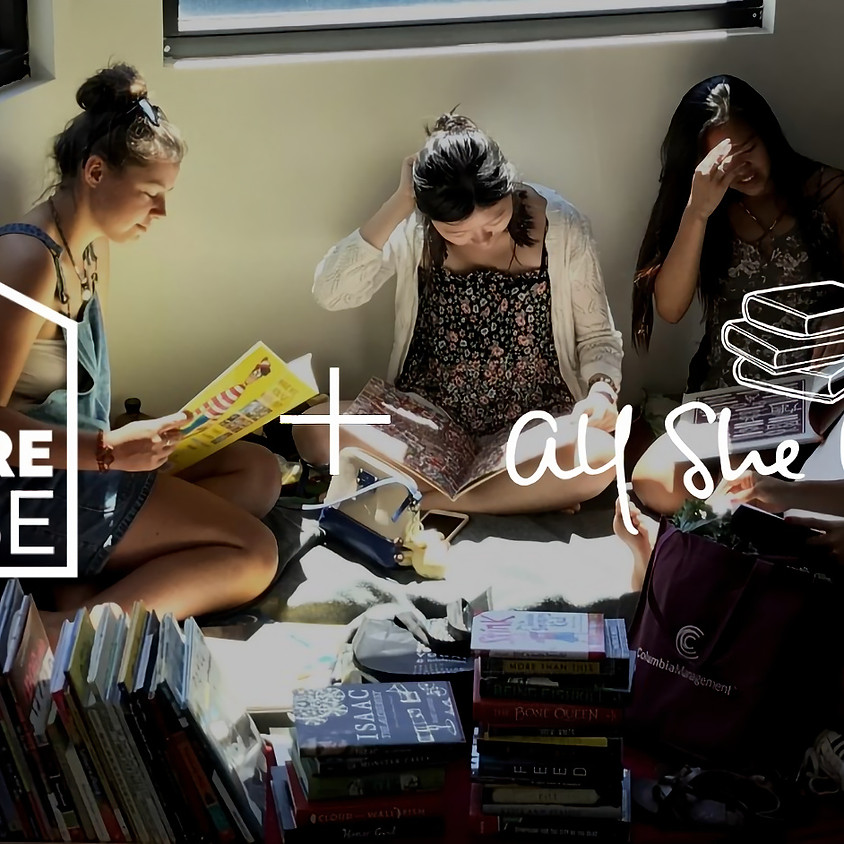 All She Wrote Books Pop-up @CultureHouse